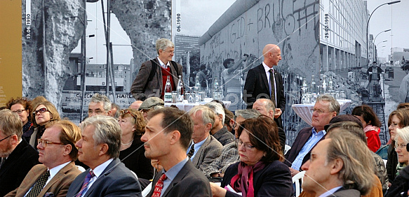 Inauguration of the Cold War Museum