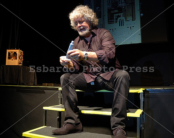 Beppe Grillo show in Berlino
