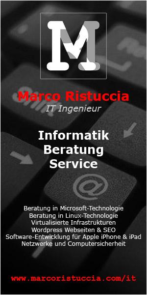 Marco Ristuccia - IT Service