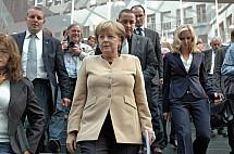 Press conference of Angela Merkel on 17 September 2012