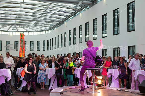 Great opening of the congress center at Hotel MOA in Berlin