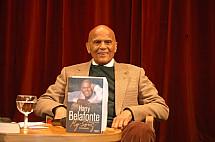 Harry Belafonte presents his book in Berlin