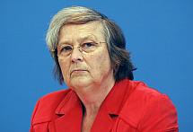 Hoehn, Trittin, Lemke in der Bundespressekonferenz