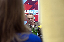 64th Berlinale Press Conference with the director Dieter Kosslick