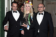 he Berlin Peace Prize Gala Dinner and Award Ceremony 2014