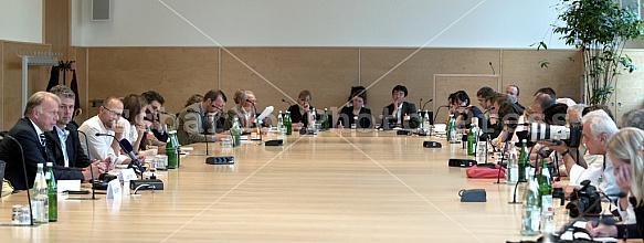 Jürgen Trittin meets the VAP association