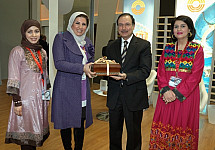 ITB 2012, the International Tourism Fair in Berlin