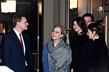 Michael Müller receives the International Jury of the 66th Berlinale