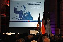 Helmut Kohl celebrated in Berlin