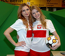 ITB 2012, the International Tourism Fair in Berlin