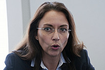 The Secretary-General of the SPD Yasmin Fahimi meets the VAP association