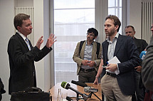 Bernd Lucke meets the VAP Association