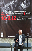 International Literature Festival Berlin 2012