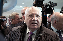 Symposiums with Mikhail Gorbachev in Berlin