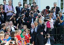 State visit of Barack Obama in Berlin