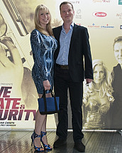 """Love Hate & Security"" Film Premiere in Berlin"