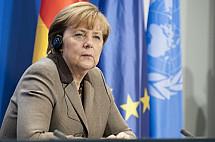 Angela Merkel receives Secretary-General of the United Nations, Ban Ki-moon