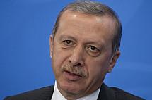 Angela Merkel receives Recep Tayyip Erdoğan