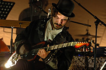 Concert of Vinicio Capossela in Berlin