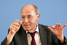 Open Door day 2013: Dr. Gregor Gysi